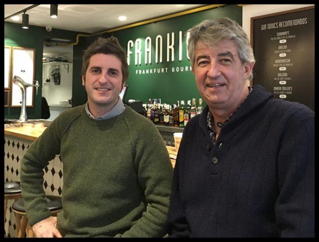 Manel Forés y Jordi Soler