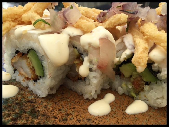 El sushi